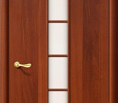Дверь межкомнатная Браво-2С Л-11 (ИталОрех)
