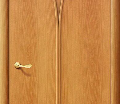 Дверь межкомнатная Браво-3Г Л-12 (МиланОрех)