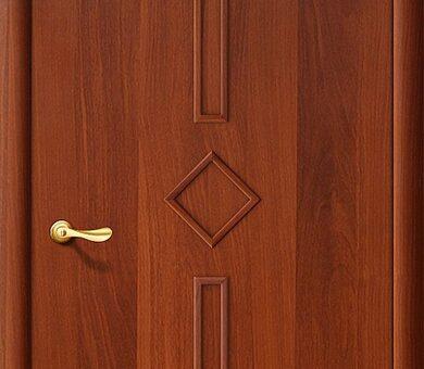 Дверь межкомнатная Браво-9Г Л-11 (ИталОрех)