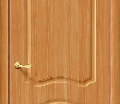 Дверь межкомнатная Браво Лидия П-18 (МиланОрех)