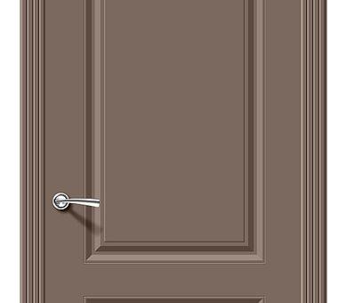Дверь межкомнатная Браво Скинни-12 Mocca