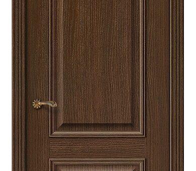 Дверь межкомнатная шпонированная Браво Вуд Классик-12 Golden Oak