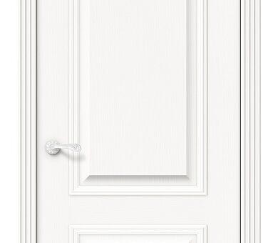 Дверь межкомнатная шпонированная Браво Вуд Классик-12 Whitey