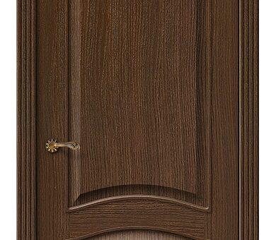 Дверь межкомнатная шпонированная Браво Вуд Классик-32 Golden Oak
