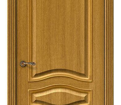 Дверь межкомнатная шпонированная Браво Вуд Классик-50 Natur Oak