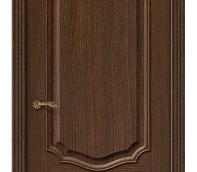 Дверь межкомнатная шпонированная Браво Вуд Классик-52 Golden Oak