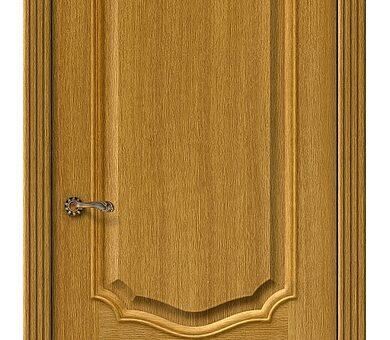 Дверь межкомнатная шпонированная Браво Вуд Классик-52 Natur Oak