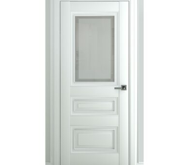 Дверь Zadoor Classic Baguette Ампир В1 с остеклением