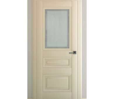 Дверь Zadoor Classic Baguette Ампир В3 с остеклением