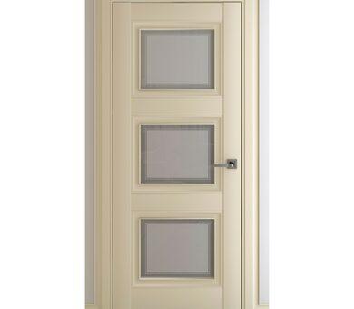 Дверь Zadoor Classic Baguette Гранд В1 с остеклением
