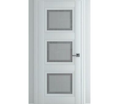 Дверь Zadoor Classic Baguette Гранд В3 с остеклением