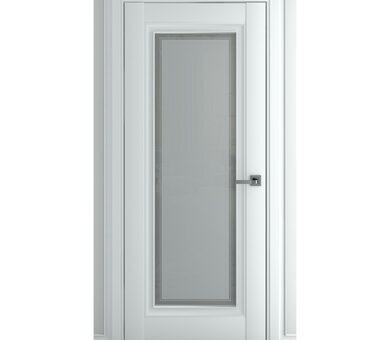 Дверь Zadoor Classic Baguette Неаполь В1 с остеклением