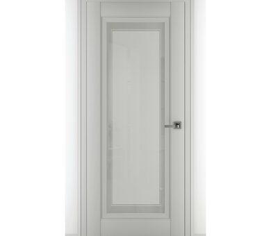 Дверь Zadoor Classic Baguette Неаполь В3 с остеклением