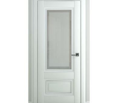 Дверь Zadoor Classic Baguette Турин В1 с остеклением