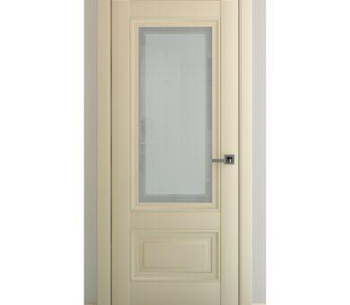Дверь Zadoor Classic Baguette Турин В2 с остеклением