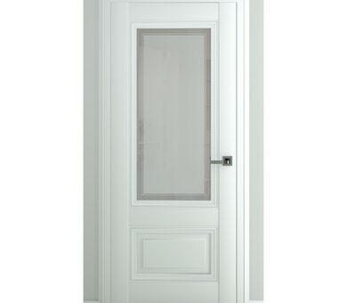 Дверь Zadoor Classic Baguette Турин В3 с остеклением