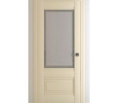 Дверь Zadoor Classic Baguette Турин В4 с остеклением
