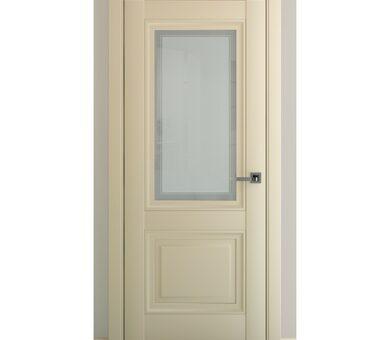 Дверь Zadoor Classic Baguette Венеция В2 с остеклением