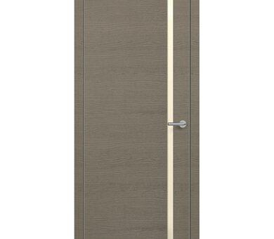Дверь Zadoor Горизонт ALU H-1