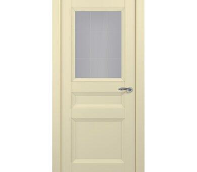 Дверь Zadoor Nuovo Classic Ампир с остеклением