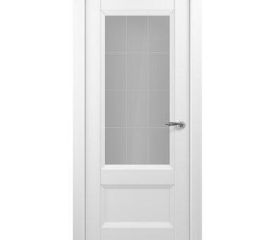 Дверь Zadoor Nuovo Classic Турин с остеклением