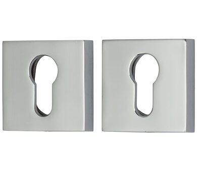 Дверная накладка A/Z-9CL C Хром