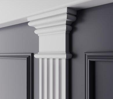 Дверной декор Ultrawood D 3011