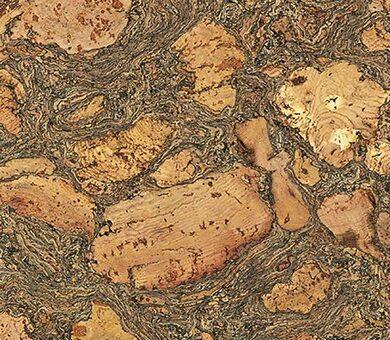 Напольная клеевая пробка Natural Cork Elba 6мм