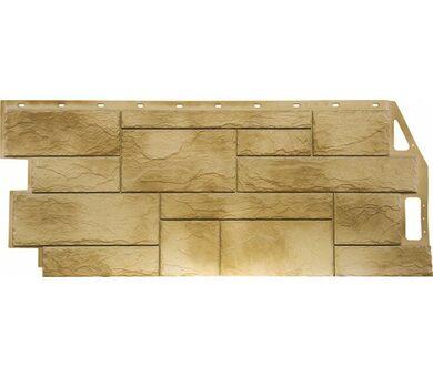Фасадная панель FineBer Природный камень Песочный