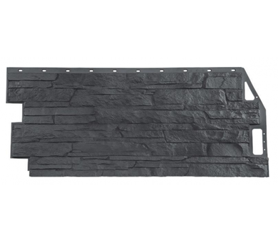 Фасадная панель FineBer Скала Кварцевый