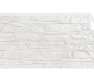 Фасайдинг Дачный Скала Белый