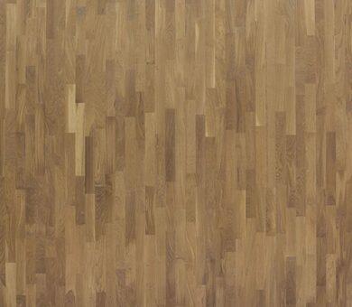Паркетная доска Focus Floor Трехполосная Дуб Calima