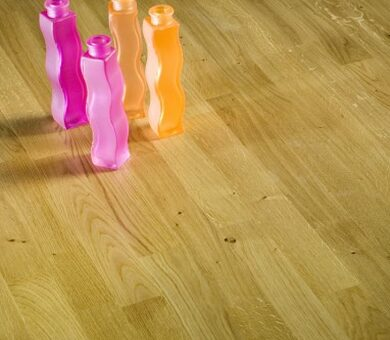 Паркетная доска Focus Floor Трехполосная Дуб Khamsin