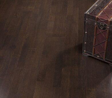 Паркетная доска Focus Floor Трехполосная Дуб Tramontana