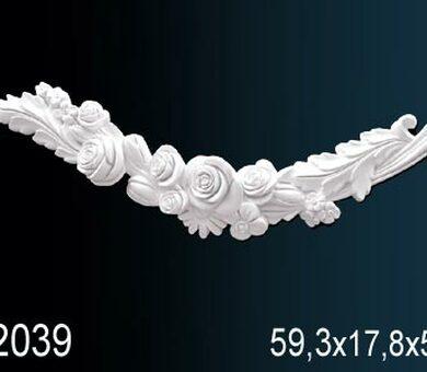 Фрагмент орнамента Перфект G2039