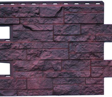 Глазго фасадная панель Альта-Профиль Камень Шотландский