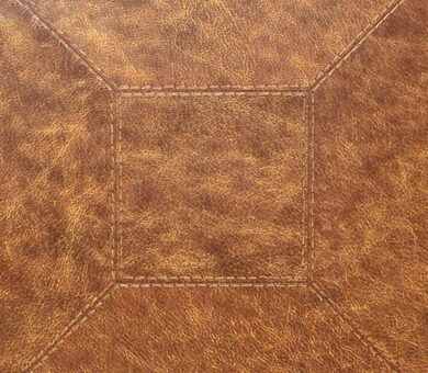 Ламинат Hessen Floor Grand 8217-1 Кожа Тёмная 33 класс, 12 мм