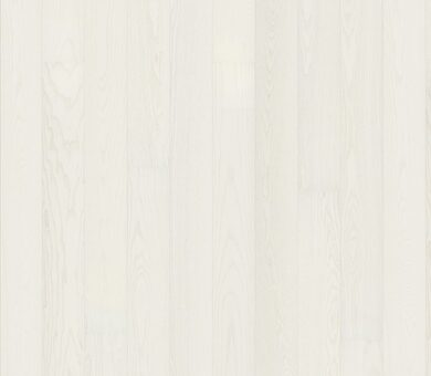Паркетная доска Karelia Light Ясень Story 138 Shiny White