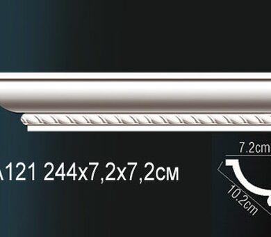 Карниз под подсветку Перфект AA121