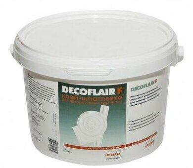 Клей-шпатлевка Decoflair-F 4 кг