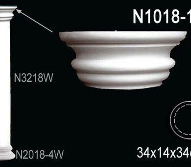 Колонна Перфект N1018-1W
