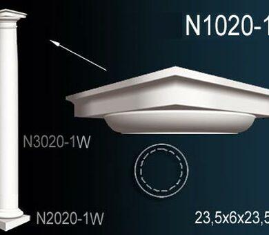 Колонна Перфект N1020-1W