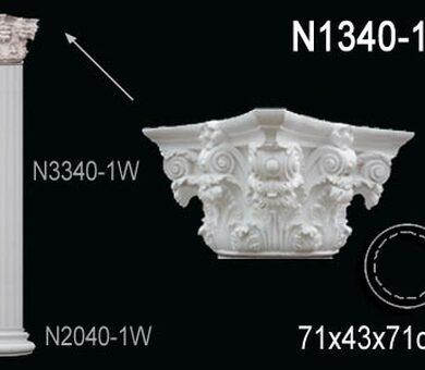 Колонна Перфект N1340-1W