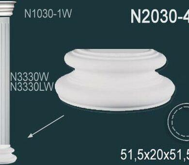 База колонны Перфект N2030-4W