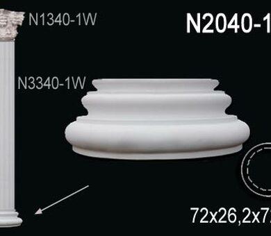 База колонны Перфект N2040-1W