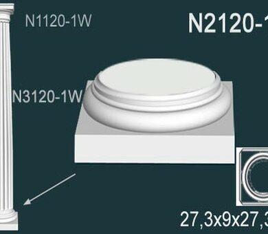 База колонны Перфект N2120-1W