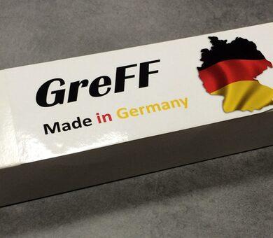 Крепёжный элемент GreFF 17х80