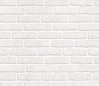 Кухонный фартук ХДФ Кирпич белый
