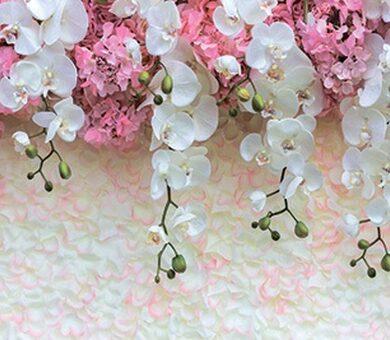 Кухонный фартук ПВХ Нежность Орхидеи