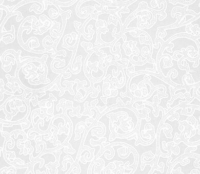 Ламинированная панель ПВХ Век Кружева Белые